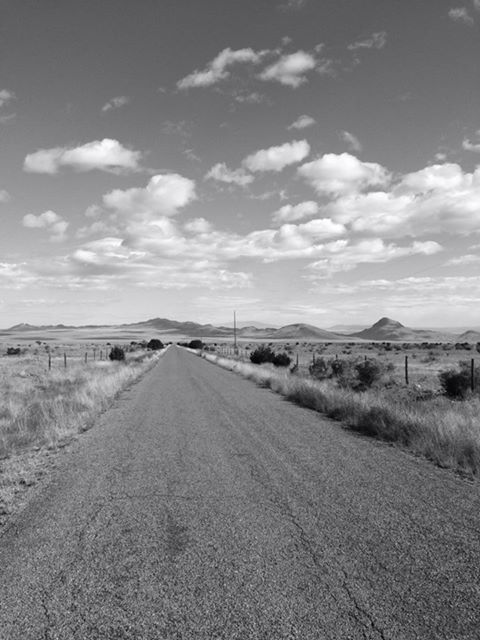 Silas' New Mexico road