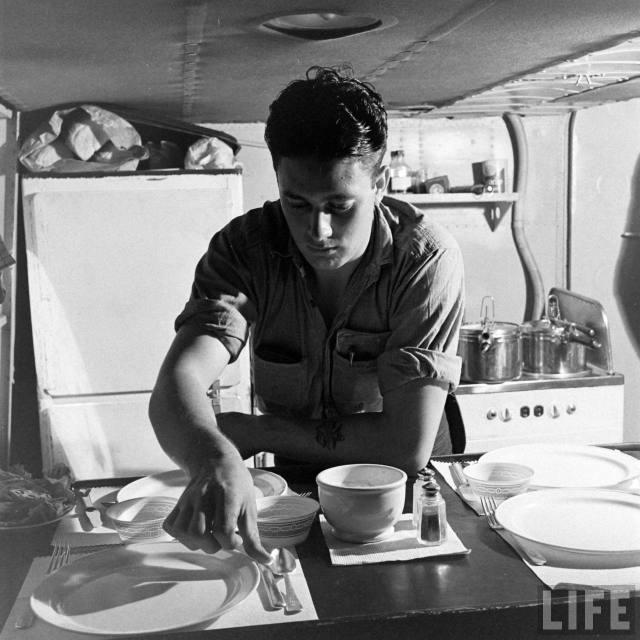 Life Aboard Pbm Flying Boat William C Shrout 1944